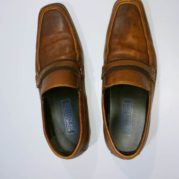 Kenneth Cole Reaction Other - Kenneth Cole Reaction Leather Loafers
